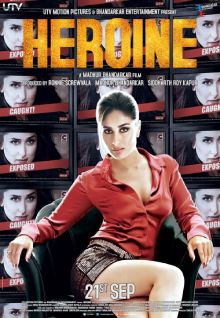 Download Songs Heroine  Movie by Ronnie Screwvala on Pagalworld