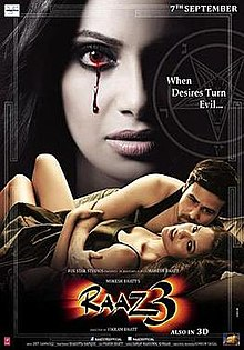 Download Songs Raaz 3D Movie by Mukesh Bhatt on Pagalworld
