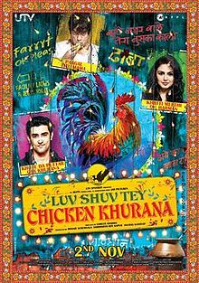 Download Songs Luv Shuv Tey Chicken Khurana Movie by Ronnie Screwvala on Pagalworld