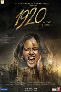 Download Songs 1920: The Evil Returns Movie by Productions on Pagalworld