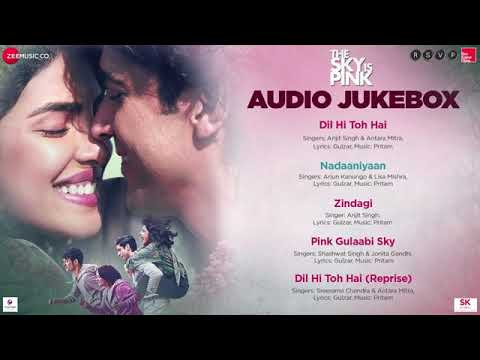 Download Nadaaniyaan Mp3 Song for free from pagalworld,Nadaaniyaan - The Sky Is Pink song download HD.