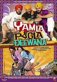 Hit movie Yamla Pagla Deewana by Bobby Deol songs download on Pagalworld