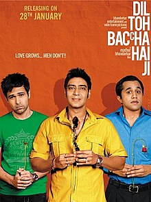 Download Songs Dil Toh Baccha Hai Ji Movie by Madhur Bhandarkar on Pagalworld