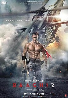 Download Songs Baaghi 2 Movie by Nadiadwala Grandson Entertainment on Pagalworld