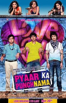 Latest Movie Pyaar Ka Punchnama by Kartik Aaryan songs download at Pagalworld
