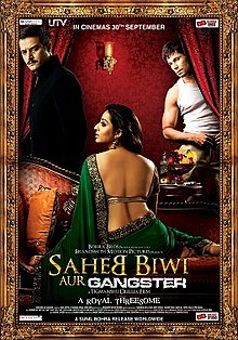 Download Songs Saheb, Biwi Aur Gangster Movie by Tigmanshu Dhulia on Pagalworld