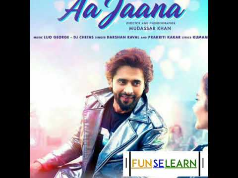 Download Aa Jaana Mp3 Song for free from pagalworld,Aa Jaana