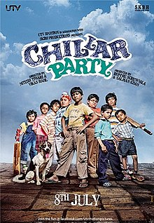 Download Songs Chillar Party Movie by Ronnie Screwvala on Pagalworld
