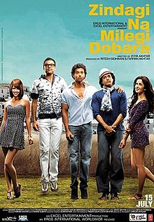 Hit movie Zindagi Na Milegi Dobara by Katrina Kaif songs download on Pagalworld