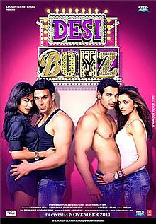 Movie Desi Boyz by Shilpa Rao on songs download at Pagalworld