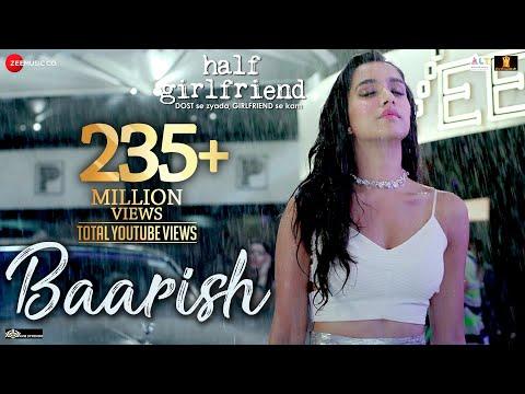 Baarish Half Girlfriend Mp3 Song Download On Pagalworld Free