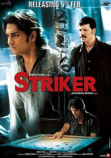 Hit movie Striker  by Aditya Pancholi songs download on Pagalworld