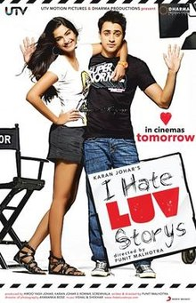 Download Songs I Hate Luv Storys Movie by Karan Johar on Pagalworld