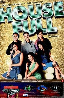 Download Songs Housefull  Movie by Sajid Nadiadwala on Pagalworld
