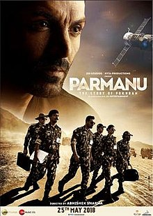 Hit movie Parmanu: The Story of Pokhran by John Abraham songs download on Pagalworld