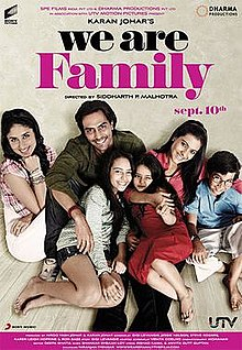 Download Songs We Are Family  Movie by Karan Johar on Pagalworld
