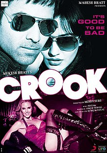 Download Songs Crook  Movie by Mukesh Bhatt on Pagalworld