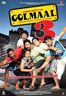 Download Songs Golmaal 3 Movie by Rohit Shetty on Pagalworld