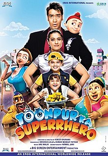 Download Songs Toonpur Ka Super Hero Movie by Eros International on Pagalworld