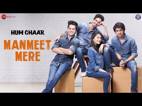 Download Manmeet Mere Mp3 Song for free from pagalworld,Manmeet Mere - Hum Chaar song download HD.
