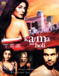Hit movie Karma Aur Holi by Sushmita Sen songs download on Pagalworld